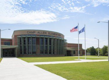 Camp Allen Elementary School