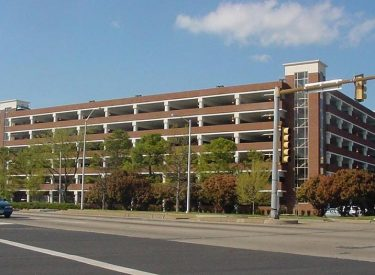 Eastern Virginia Medical School Staff Parking Garage