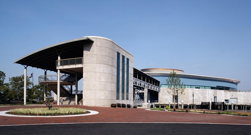 Decker Half Moone Cruise Terminal & Celebration Center