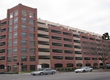Sentara Raleigh Avenue Parking Garage