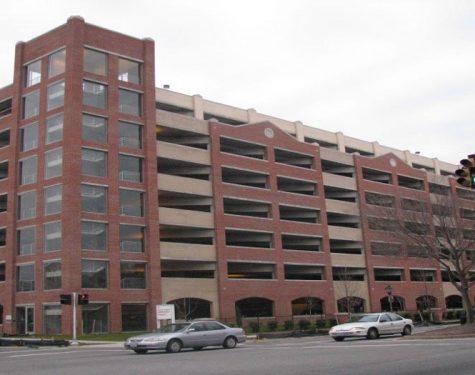 Sentara Raleigh Avenue Parking Garage