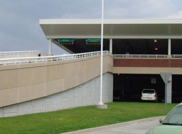 Richmond International Airport Rental Car Parking