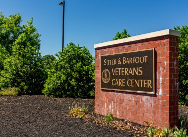 Sitter & Barfoot Veterans Care Facility