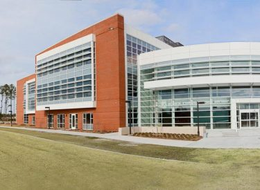 TCC Chesapeake Academic Building