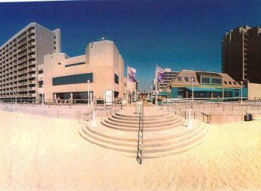 VA Beach Seawall