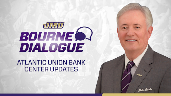 Jeff Bourne, Athletic Director JMU