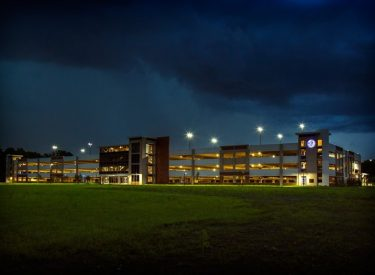 TCC Parking Garage – Chesapeake Campus