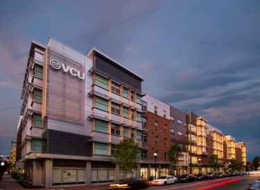 VCU West Grace Street North – Living Learning Community