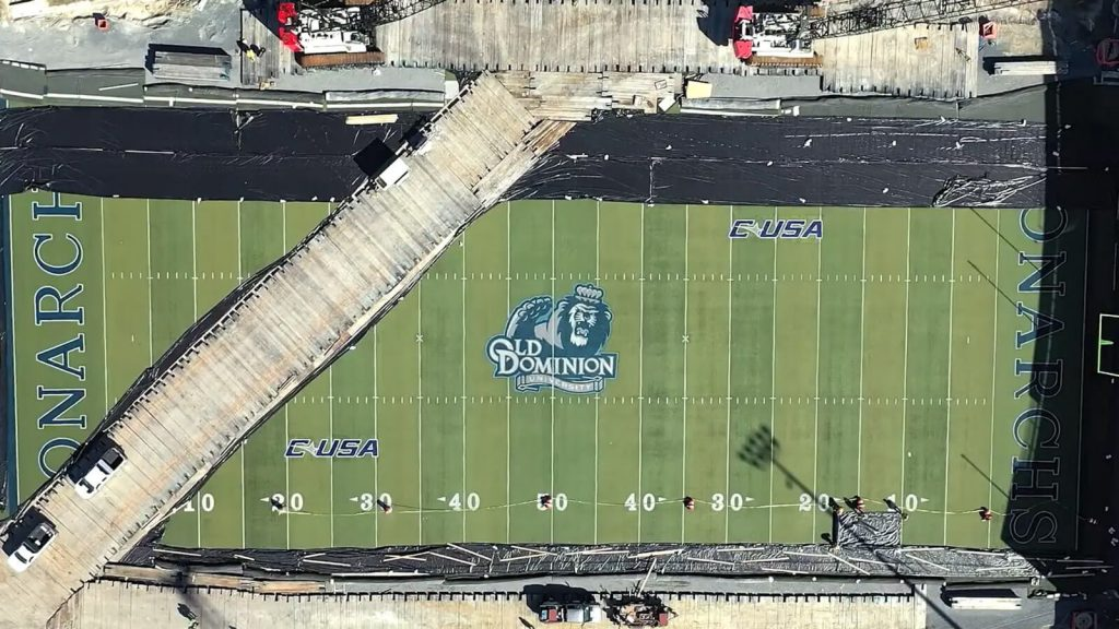 ODU Stadium Renovation