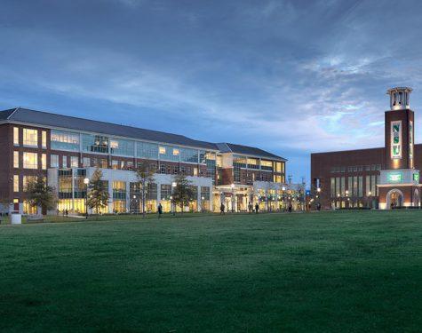 NSU Nursing & General Education Building