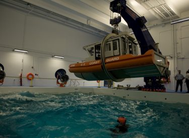 USCG Rescue Swimmer Training Facility