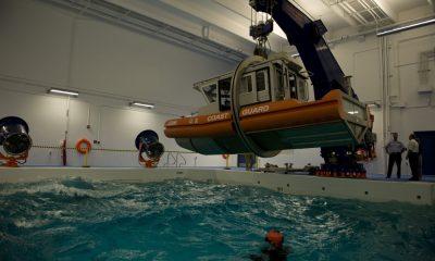 USCG Rescue Swimmer Training Facility