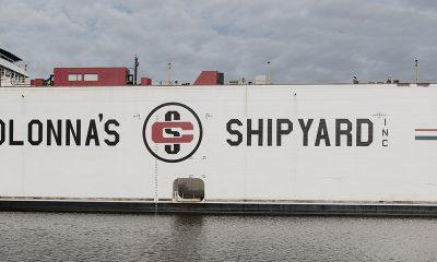COLONNA'S SHIPYARD BLDG 7 PHASE 4 FACILITY EXPANSION